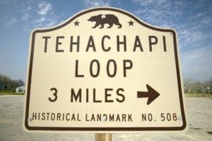 Tehachapi-Sign-CA