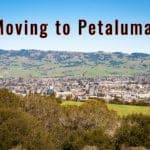 Moving to Petaluma, CA