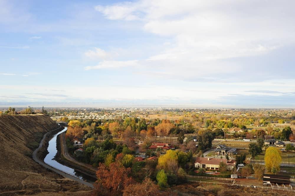 Quailwood Neighborhood in Bakersfield, CA